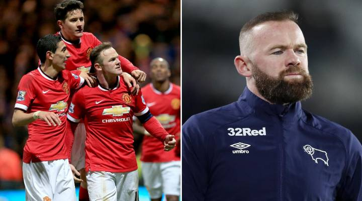 Wayne Rooney Reveals Why Angel Di Maria Flopped At Manchester United