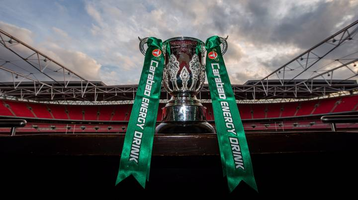 Carabao Cup Third Round Draw Falls Into Farce