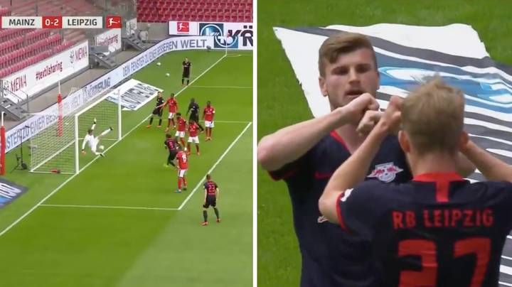 US Television Adds Reactionary Crowd Noise To Coverage Of Mainz vs RB Leipzig