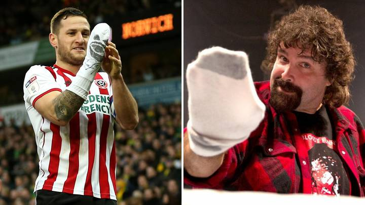 WWE Legend Mick Foley Accepts Billy Sharp's Invitation To Attend Sheffield United Match