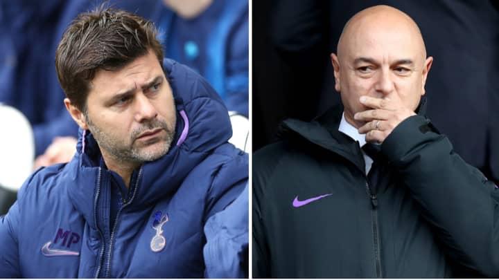 Tottenham Ask Mauricio Pochettino To Take Pay Cut Due To COVID-19