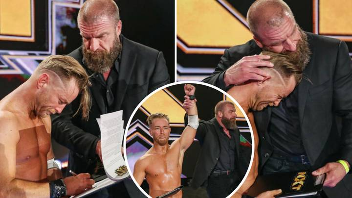 """WWE Legend Triple H Is """"Thrilled"""" Company Re-Signed Drake Maverick Six Weeks After Release"""