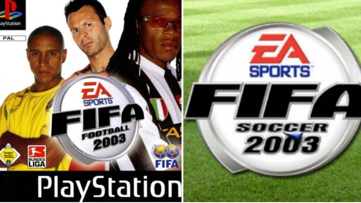 Player Rated 97 On FIFA 2003 Is 71-Rated On This Year's Game