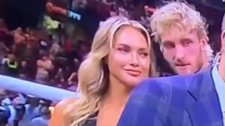 Ring Girl Says Insta Blew Up After Logan Paul Appeared To 'Chat Her Up'