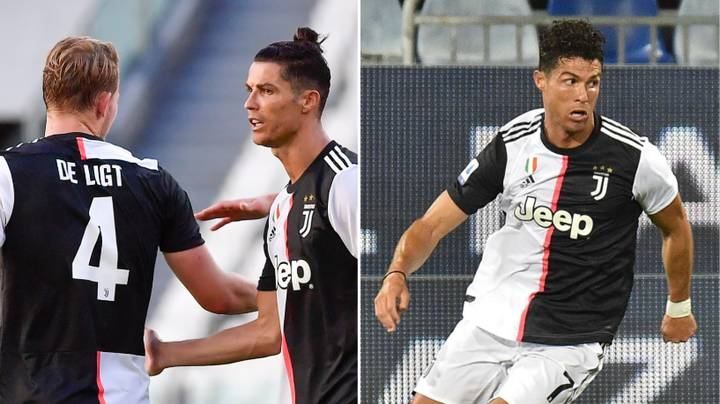 Juventus' Wage Structure Shows The Massive Difference Between Cristiano Ronaldo And His Teammates