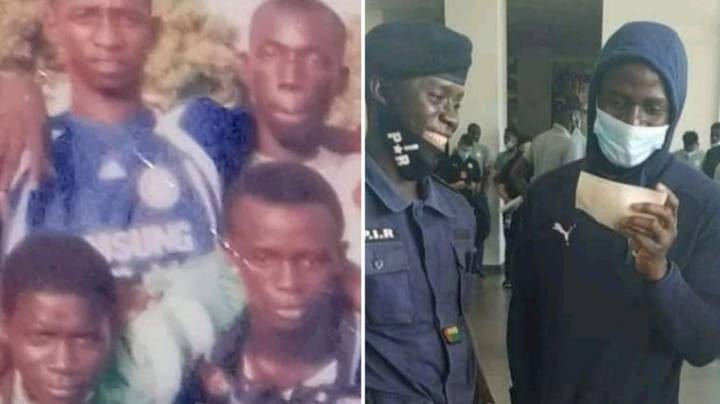 Sadio Mane Was Reunited With Childhood Friend And Invited Him To Anfield