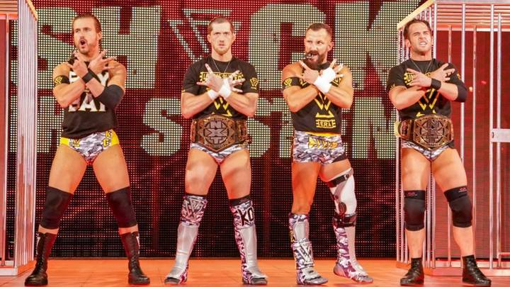 WWE Star Adam Cole Wants The Undisputed Era To Remain In NXT