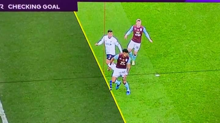 Roberto Firmino Goal Controversially Disallowed By VAR Despite Being Onside