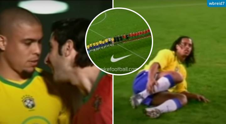 Nike's 'The Other Game' Advert Is Absolutely Packed With Football's Biggest Legends