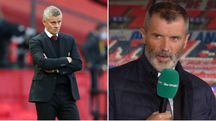 """Roy Keane Slams """"Disgraceful"""" Manchester United Players And Claims They'll """"Cost Ole His Job"""""""