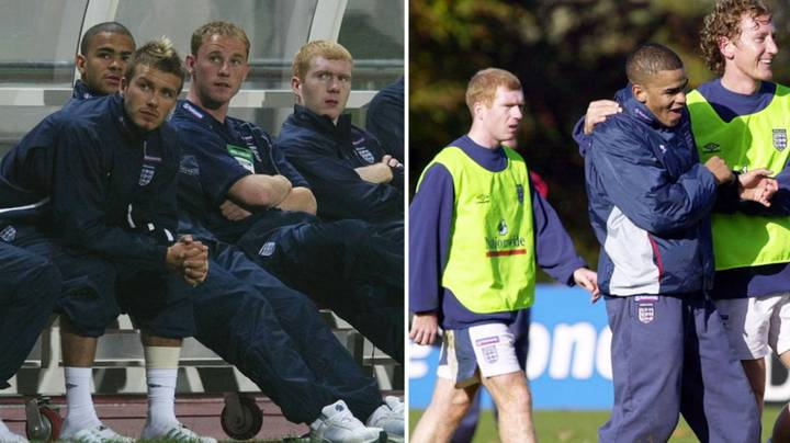 Kieron Dyer's Incredible Story About How Good Paul Scholes Was In England Training
