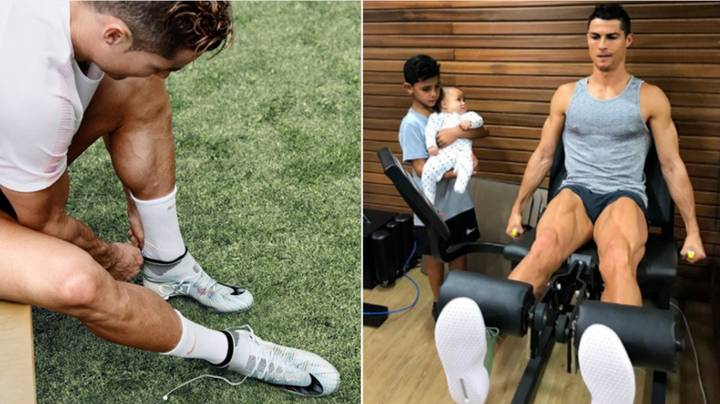 Cristiano Ronaldo's Physical Condition At Age 34 Is The Same As A 20-Year-Old