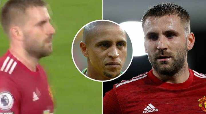 Luke Shaw Has Turned Into 'Prime Roberto Carlos' And Manchester United Fans Are Amazed