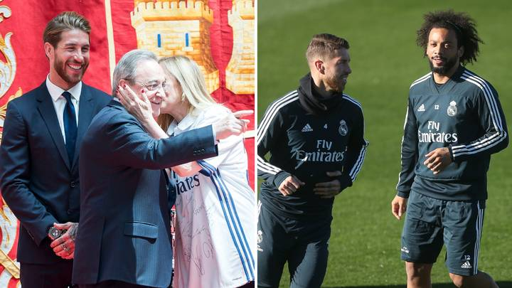 Sergio Ramos Breaks His Silence On Bust-Ups With Florentino Pérez And Marcelo