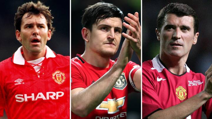 'Manchester United Captain Harry Maguire Doesn't Inspire Like Roy Keane Or Bryan Robson'