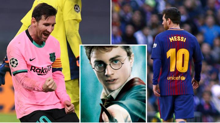 """""""Lionel Messi Is The Harry Potter Of Football"""" - Christian Vieri Hails Barcelona Star After Win At Juventus"""