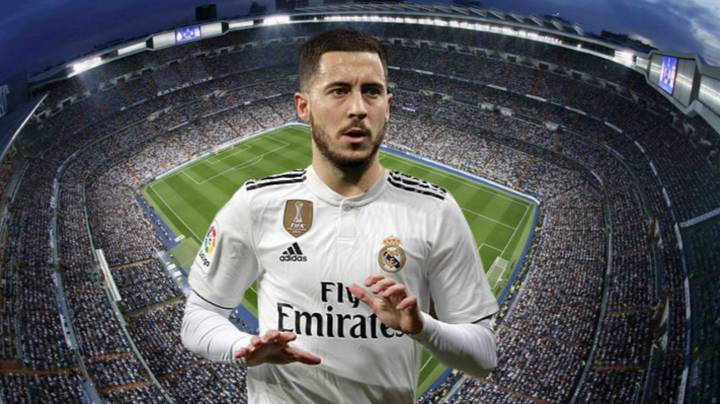 Eden Hazard To Join Real Madrid For €100 Million After Europa League Final