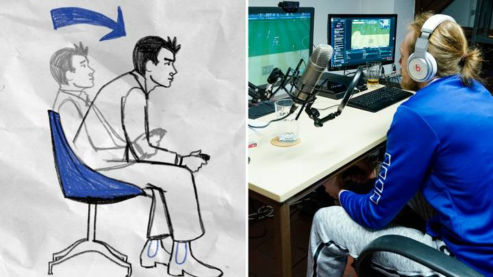 New Study Reveals The 'Gamer Lean' Is A Real Phenomenon And Can Help You Win At FIFA 21