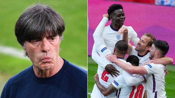 Germany's Reaction To Potentially Facing England Next In Euro 2020 Is Very Telling