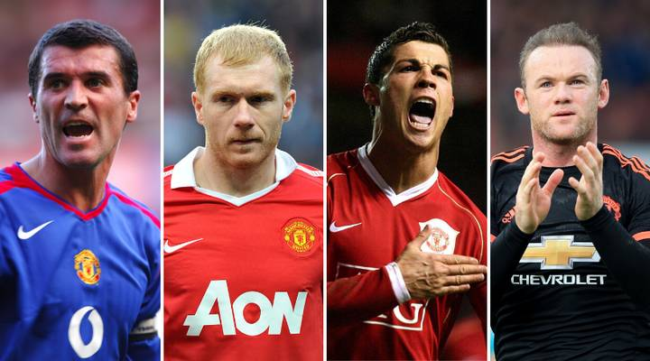 Manchester United's Top 50 Players Of All Time Have Been Named