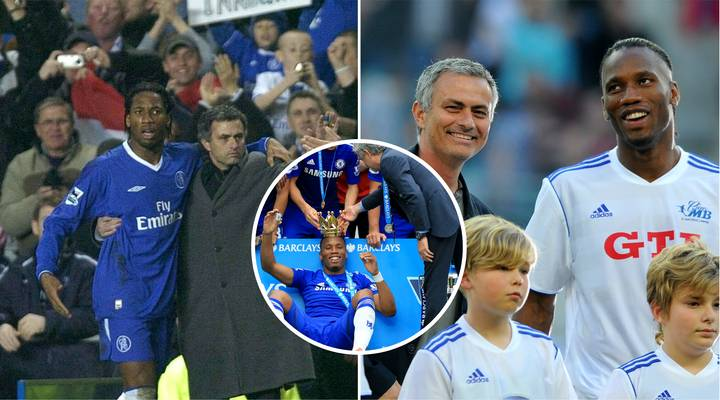 Jose Mourinho Reveals His Desire To Sign Didier Drogba Was Initially Questioned By The Chelsea Hierarchy