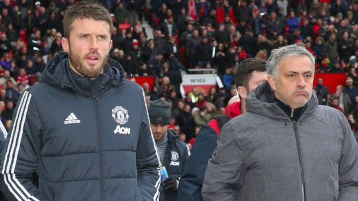 Michael Carrick Was On Bench As A Coach In Man United's Win Over Swansea