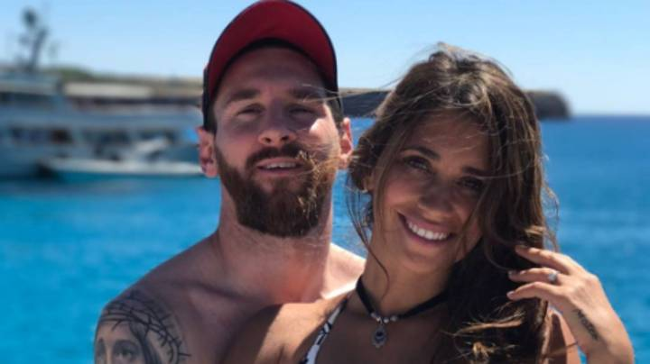 Lionel Messi Invites Former Real Madrid Star To His Wedding