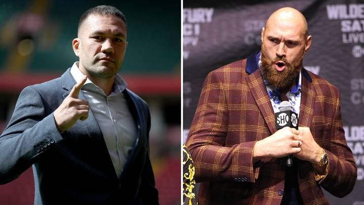 Kubrat Pulev Responds To Tyson Fury Calling Him Out For Snubbing A Fight