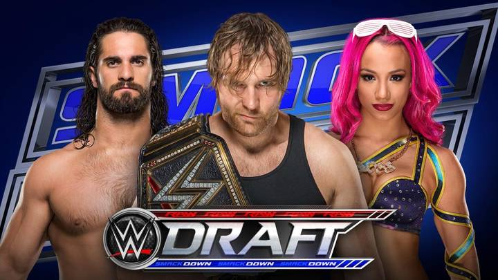 WWE Draft: Predicting Where The Big Guns End Up