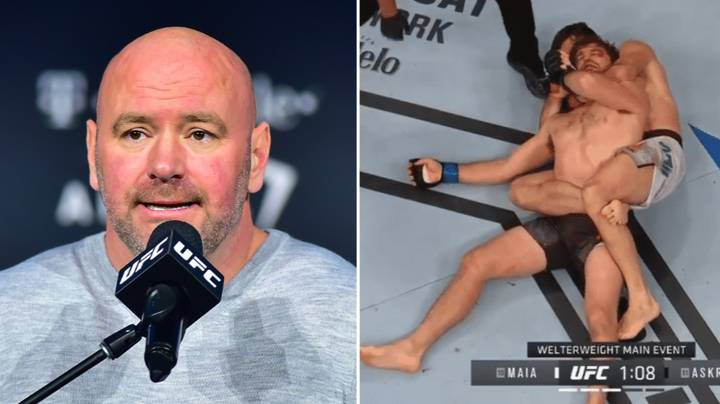 Dana White Defends Decision To Sign Ben Askren In Swap Deal With Demetrious Johnson