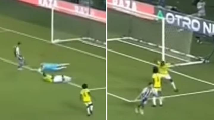 WATCH: Davinson Sanchez Lose His Rag After David Ospina Commits Huge Error