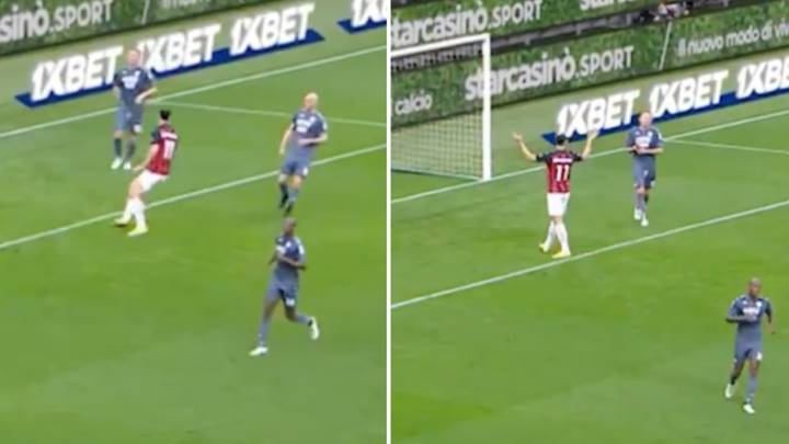 Zlatan Ibrahimovic's X-Rated Outburst At Own Teammate Picked Up By Microphone