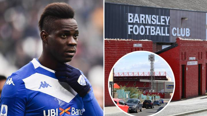 Barnsley 'Made Contact' Over Stunning Transfer For Mario Balotelli