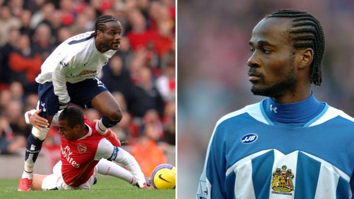 Pascal Chimbonda Claims Wigan Transfer Request Cost Him Huge Move