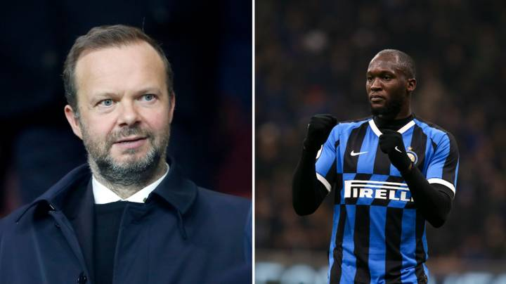 Romelu Lukaku Aims Dig At Ed Woodward Over Manchester United Transfers