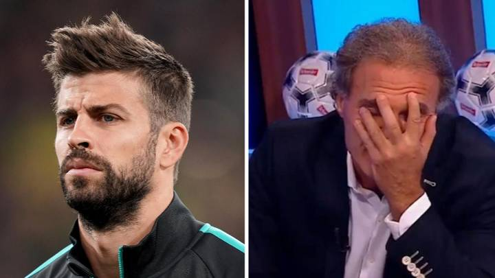 1986 World Cup Winner Oscar Ruggeri Has Fully Gone In On Gerard Pique