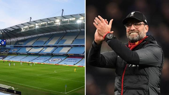 Liverpool On Course To Win The Title At The Etihad