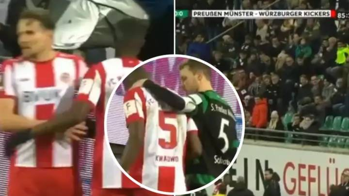 When An Entire Stadium Brilliantly Chanted 'Nazis Out' After Player Was Racially Abused
