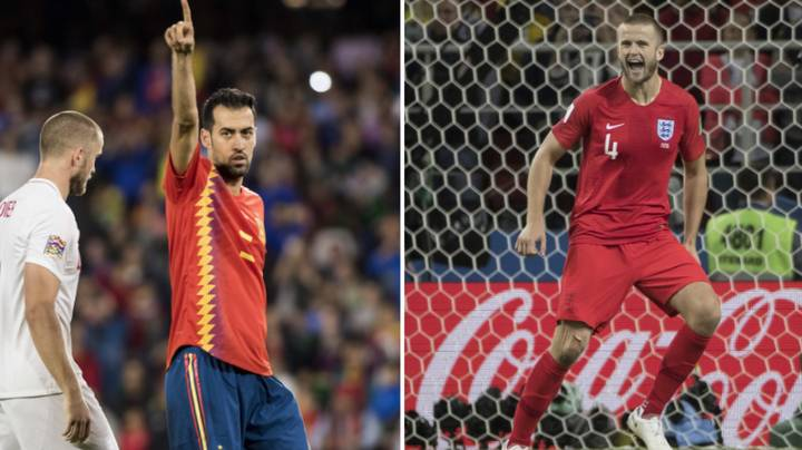 Sam Allardyce Claims Sergio Busquets Is No Better Than Eric Dier