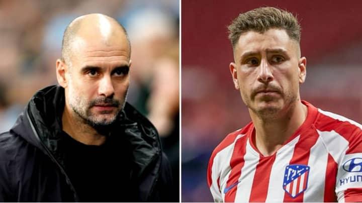 Manchester City Make Huge €89 Million Bid For Jose Gimenez