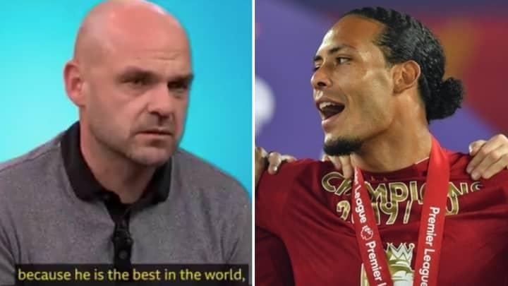 The 50 Best Defenders In World Football Ranked After Danny Murphy's Virgil Van Dijk Claim