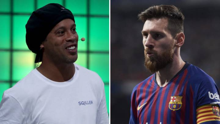 Ronaldinho Names Three Players Who Could Be Seen As Better Players Than Lionel Messi
