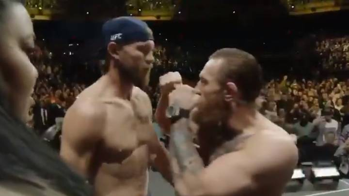 Newly Released 'Close-Up' Footage Of Conor McGregor vs Donald Cerrone Face-Off Is Fascinating