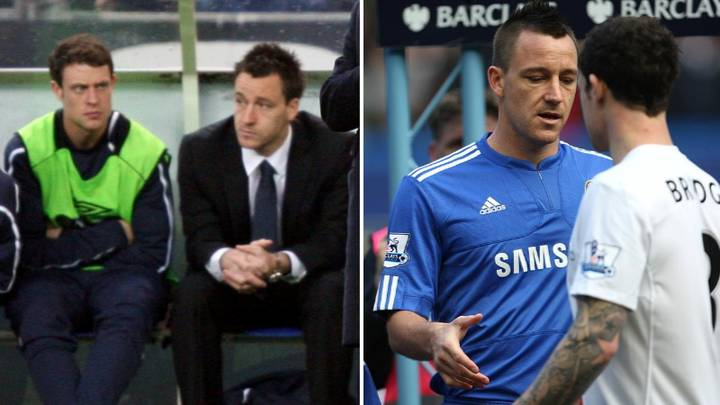 Wayne Bridge Is Selling His House After John Terry Moves In Nearby