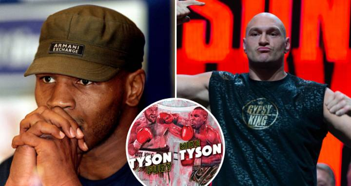 Mike Tyson Explains How He'd Beat Tyson Fury If They Met In The Ring