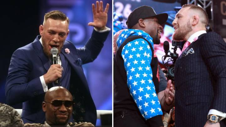 Floyd Mayweather Hits Out At Conor McGregor Over His Retirement Claim