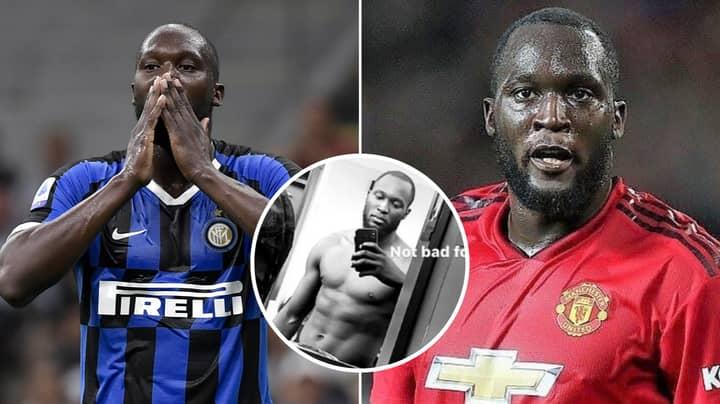Antonio Conte Has Romelu Lukaku On A Strict New Diet That's Seen Him Lose Half A Stone