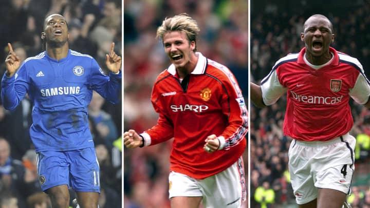 23 Legends Named On Premier League Hall Of Fame Shortlist