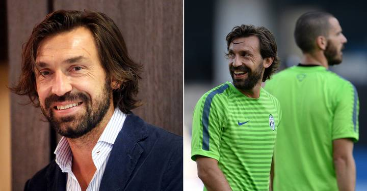 Andrea Pirlo Excites Juventus Fans With Near-Perfect Score In Coaching Qualification