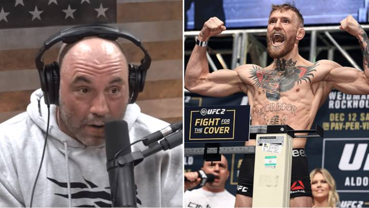 Joe Rogan Explains Why Conor McGregor's Next UFC Fight Is At Welterweight